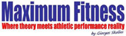 maximum fitness logo